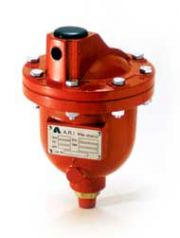 S-012 Automatic air release valve for high pressure operations